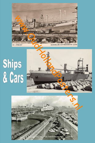 Old Ships & Cars 2