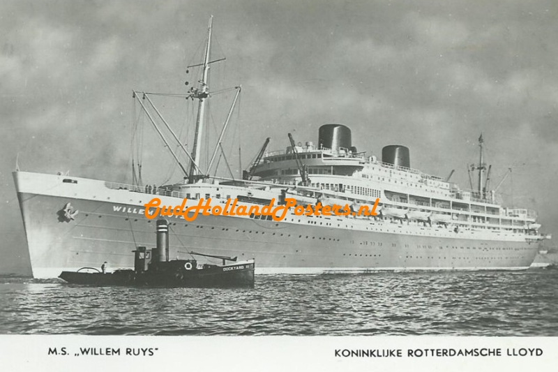 ms willem ruys 3 2 zwh OA 104